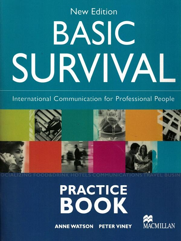BASIC SURVIVAL WB N / E - 1405003944