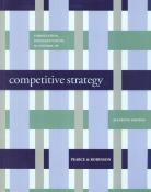 FORMULATION, IMPLEMENTATION AND CONTROL OF COMPETITIVE STRATEGY - 11TH ED