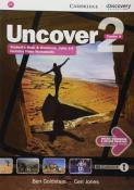UNCOVER 2A COMBO SB WITH ONLINE WB AND ONLINE PRACTICE - 1ST ED