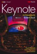 KEYNOTE INTERMEDIATE SB WITH DVD ROM - BRITISH