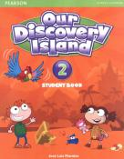 OUR DISCOVERY ISLAND 2 SB/WB/ONLINE ACCESS CODE/MULTIROM - 1ST ED