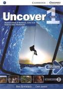 UNCOVER 1B COMBO SB WITH ONLINE WB AND ONLINE PRACTICE - 1ST ED
