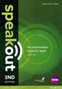 SPEAKOUT PRE-INTERMEDIATE SB AND DVD ROM PACK - 2ND ED