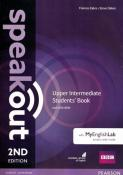 SPEAKOUT UPPER-INTERMEDIATE SB WITH DVD-ROM AND MYENGLISHLAB ACCESS CODE PACK - 2ND ED