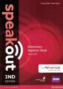 SPEAKOUT ELEMENTARY SB WITH DVD-ROM AND MYENGLISHLAB ACCESS CODE PACK - 2ND ED