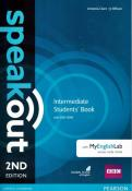 SPEAKOUT INTERMEDIATE SB WITH DVD-ROM AND MYENGLISHLAB ACCESS CODE PACK - 2ND ED