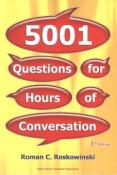 5001 QUESTIONS FOR HOURS OF CONVERSATION - 3RD ED