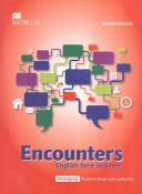 ENCOUNTERS ENGLISH HERE AND NOW MANAGING SB-WITH CD (2)