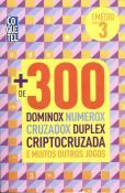 MAIS DE 300 CRIPTOCRUZADA - NIVEL MEDIO - VOL. 3