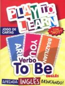 PLAY TO LEARN - JOGO DE CARTA - VERBO TO BE