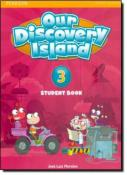 OUR DISCOVERY ISLAND 3 SB WITH WB AND MULTIROM - 1ST ED